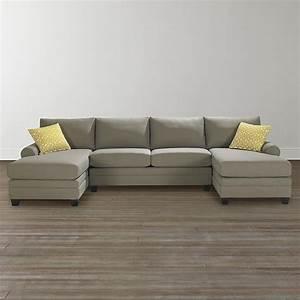 bassett 3851 csect cu2 double chaise sectional discount With bassett sectional sofa with chaise