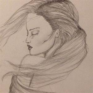 Gallery: Sad And Crying Girl Pencil Drawing, - DRAWING ART ...