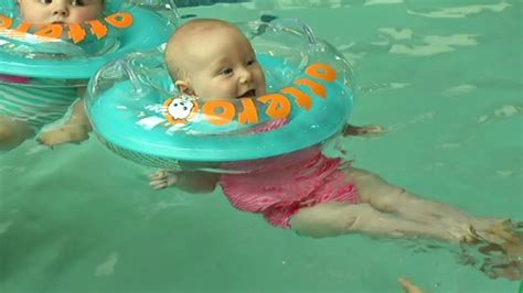 7 On Your Side Puts Infant Neck Float Otteroo To The Test