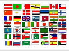 Flags Of Countries printable flags