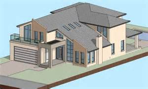 create your house plan working with architectural design software
