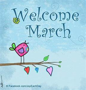 1000+ images about Hello March on Pinterest | New start ...
