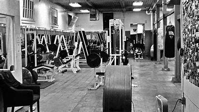 Gym Boxing Wallpapers Street Fitness Empty Backgrounds