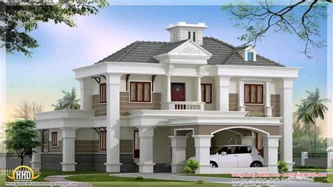 storey house design  floor plan  elevation youtube