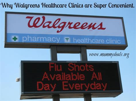 Walgreens Healthcare Clinic Chicago Is Super Convenient