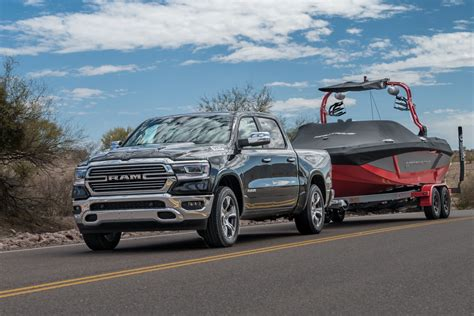 Dodge Ram 1500 Review by 2019 Ram 1500 Review Bigger Everything Gearjunkie