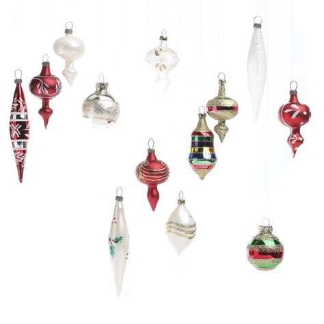small glass christmas ornaments on sale holiday crafts