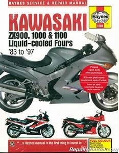 1996 Kawasaki 1100 Ninja Wiring Diagram