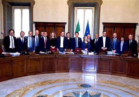 consiglio dei ministri news il governo in calabria domani consiglio dei ministri a