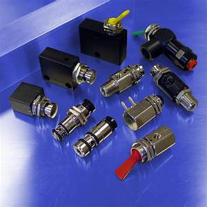 Pneumatic Valves | Pneumatic Directional Air Control ...