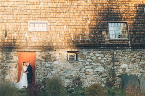 This Rustic New Jersey Barn Wedding Will Take Your Breath