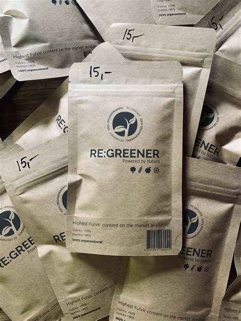 RE: GREENER (Palīdz veicināt sakņu sistēmas veidošanos ...