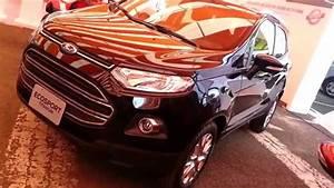 2015 Ford Ecosport Titanium 2015 Al 2016 Precio Ficha