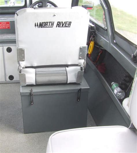 Aluminum Boat Seat Boxes by Boat Seat Box Plans How To Make Site On Bayliner