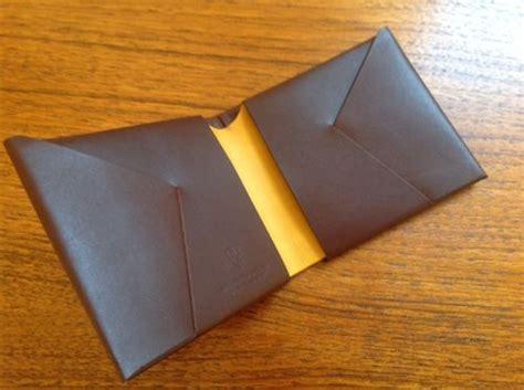 bond knight  original origami wallet
