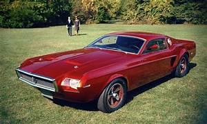 Mach I concept 1967 seria alternativa aos Mustangs preparados por Carl Shelby - O Boletim