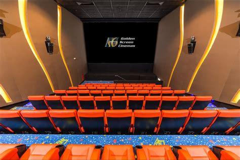 golden screen cinemas location gsc melawati mall