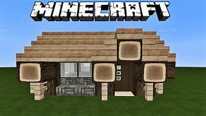 Comment Faire Une Maison : minecraft tuto comment faire une belle maison en bois ~ Dallasstarsshop.com Idées de Décoration