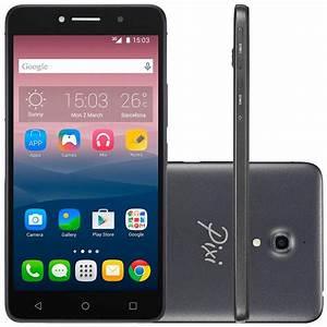 Alcatel One Touch Pixi 4 6 8GB Dual Sim Noir 4894461343297 ...