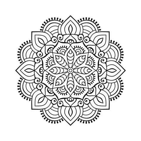 Mandala 1 graphics design SVG, DXF, EPS, Png, by
