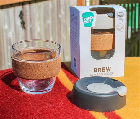 The Glass KeepCup Brew Lifestyle: A Portland Pictorial