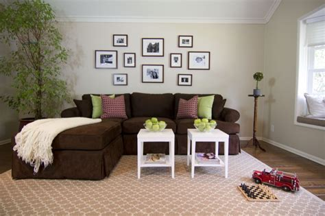 chocolate brown sofa decorating ideas chocolate brown sofa design decor photos pictures