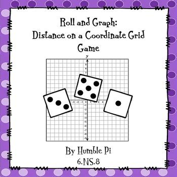 roll  graph distance   coordinate plane game ns