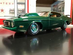 1973 Ford Mustang -- Plastic Model Car Kit -- 1/25 Scale -- #846 pictures by lnragl