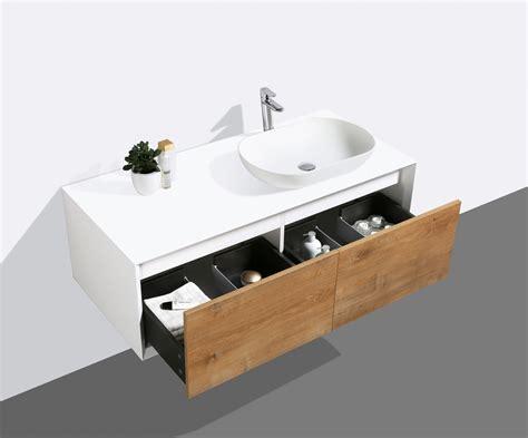 bernstein bad shop badm 246 bel 120 cm eiche led spiegel aufsatzwaschbecken