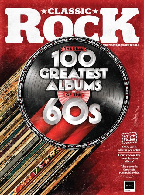 classic rock uk march