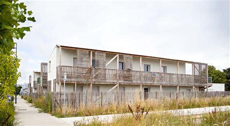détroit architectes huit logements sociaux à trignac 44
