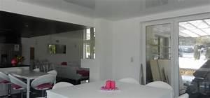 Devis achat et pose de plafond tendu 3 devis gratuits for Idees pour la maison 11 photos de plafond tendu dans votre piscine