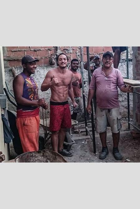 Allan Souza Lima vive duas semanas como pedreiro para personagem de 'A Regra do Jogo' - notícias ...