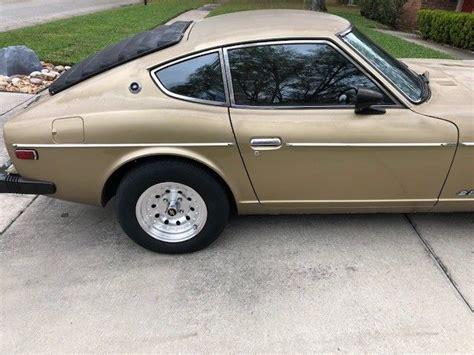 Datsun 280z Seats by 1977 Datsun 280z 2 Seat Sports Car 5 Speed Manual