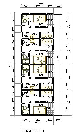 desain rumah    contoh
