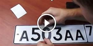 Ou Trouver Des Autocollants Pour Plaque D Immatriculation : plaques d 39 immatriculation anti radar une l gende le blog eplaque ~ Gottalentnigeria.com Avis de Voitures