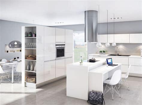 id馥 cuisine ouverte cacher une cuisine ouverte idées de design suezl com