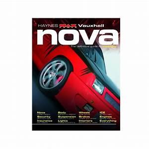 Haynes Workshop Manual For Vauxhall Nova