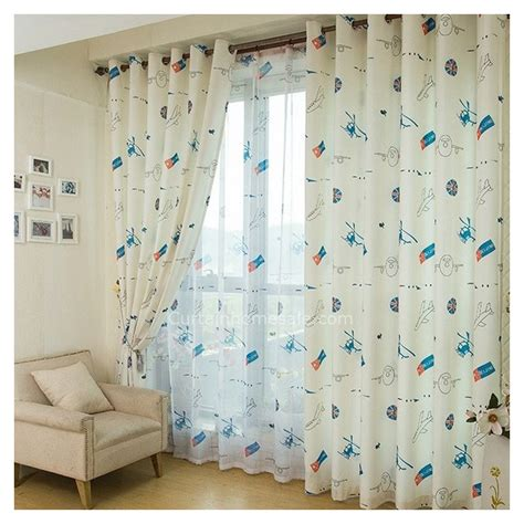 boys bedroom nursery quality outer space curtains