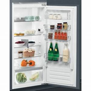 Refrigerateur Encastrable 122 Cm : arg852a d d whirlpool r frig rateur encastrable 122 cm ~ Melissatoandfro.com Idées de Décoration