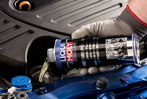 Quick And Simple Remedy For High Oil Consumption  Liqui Moly