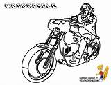 Coloring Motorcycle Pages Motorbike Rider Drawing Simple Draw Motor Colouring Boys Yescoloring Popular Getdrawings Magnificent Coloringhome sketch template