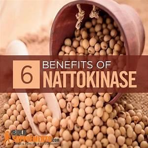 Nattokinase  Benefits  Side Effects  U0026 Dosage