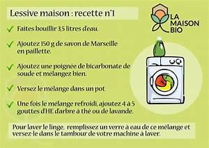 Savon De Marseille En Paillette : lessive maisson recette n 1 inform 39 action ~ Dailycaller-alerts.com Idées de Décoration