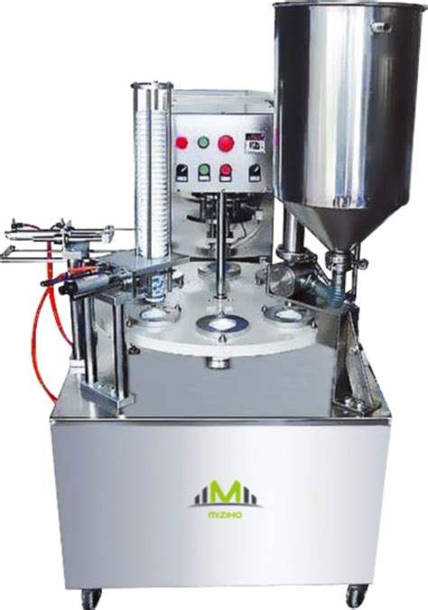 cup filling machine miziho machinery