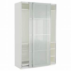 Armoire Basse Chambre : ides de armoire basse porte coulissante ikea galerie dimages ~ Melissatoandfro.com Idées de Décoration