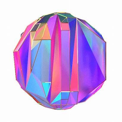 Spinning Diamond Change Vince Sticker Intercos Transparent