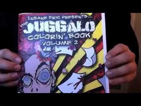 ninja party dvd gotj qr code juggalo coloring book
