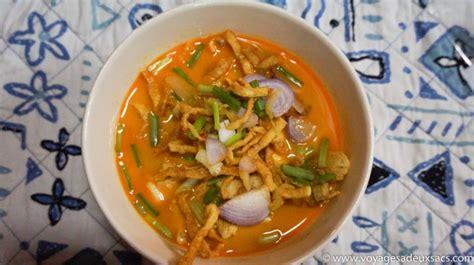 thailande cuisine gastronomie thaïlandaise que mange t on en thaïlande