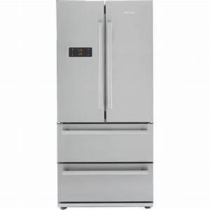 Refrigerateur Congelateur Americain : beko gne 60520 x r frig rateur am ricain achat vente ~ Premium-room.com Idées de Décoration